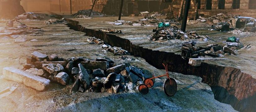 Trzęsienie Ziemi w Kalifornii zdaje się być coraz bardziej nie do uniknięcia