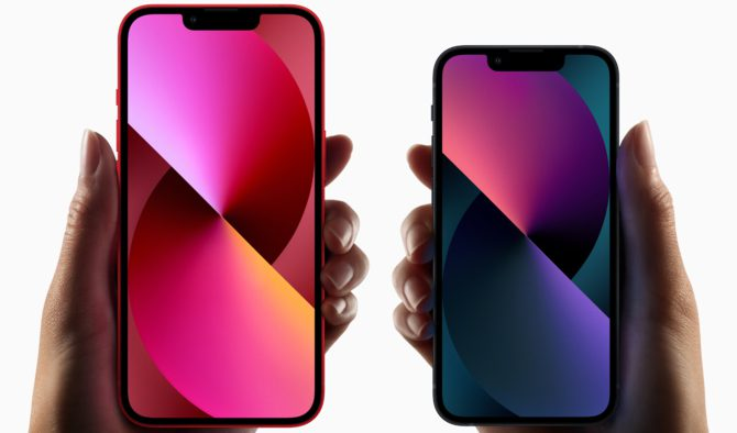 Apple iPhone 13, 13 mini, 13 Pro i 13 Pro Max oficjalnie – Subtelne zmiany nie będą powodem do dumy [1]