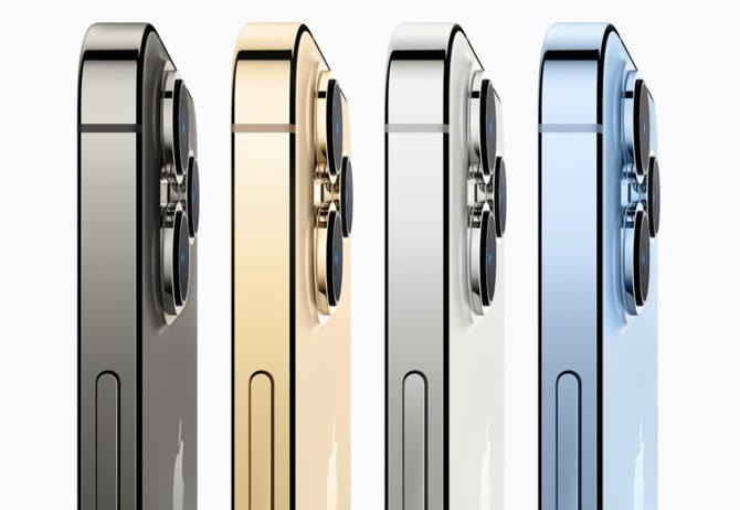 Apple iPhone 13, 13 mini, 13 Pro i 13 Pro Max oficjalnie – Subtelne zmiany nie będą powodem do dumy [8]