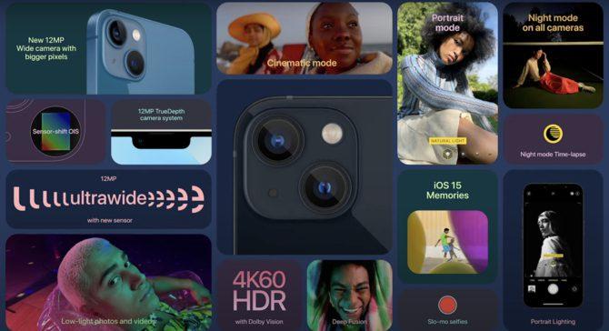 Apple iPhone 13, 13 mini, 13 Pro i 13 Pro Max oficjalnie – Subtelne zmiany nie będą powodem do dumy [6]