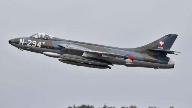 Sanicole Hawker Hunter