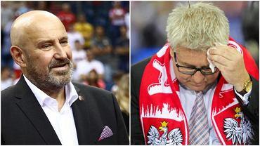 Jacek Kasprzyk i Ryszard Czarnecki